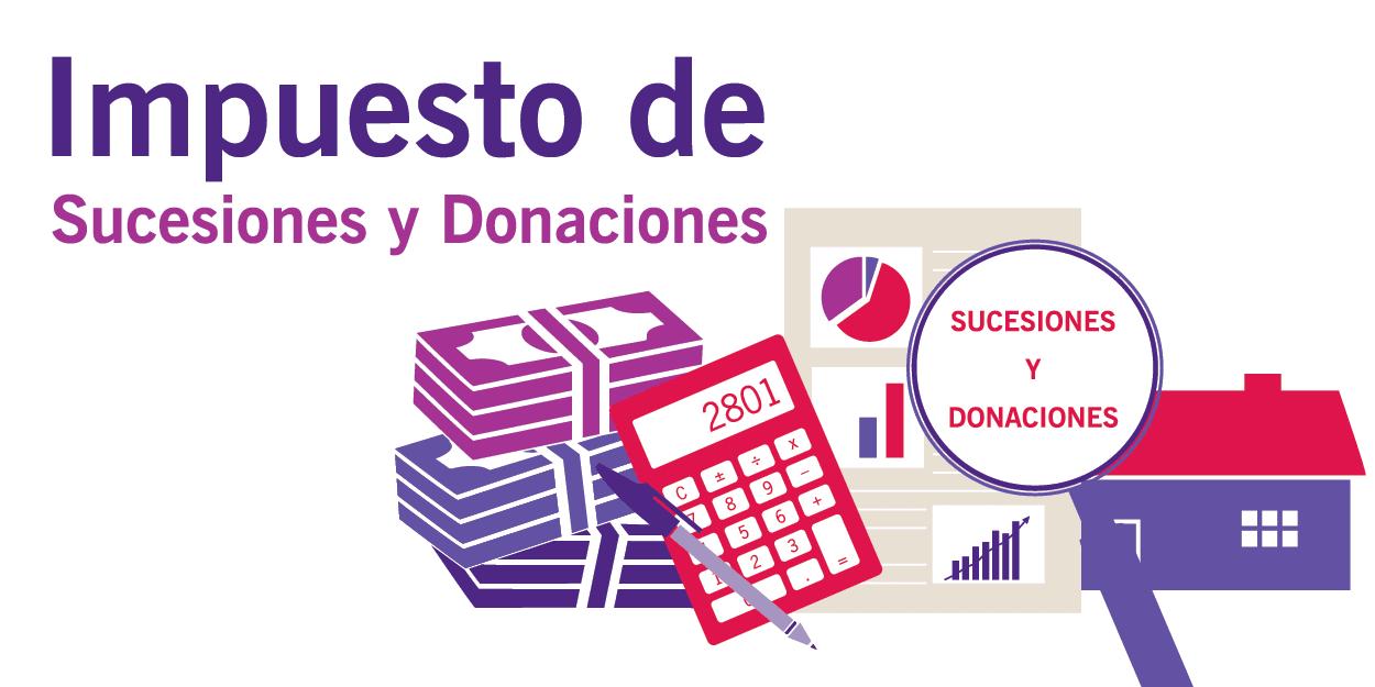 El Impuesto de Sucesiones y Donaciones según la Comunidad Autónoma