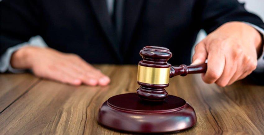 partición herencias juez